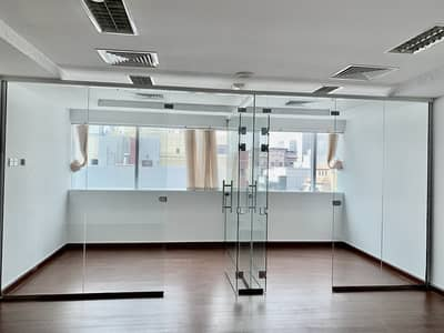 Office for Rent in Al Barsha, Dubai - NO COMMISSION! Chiller Free Independent Partitioned Office in Yes Business Centre