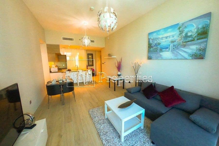 2 Premium Unit| Full Marina| Furnished| High Floor