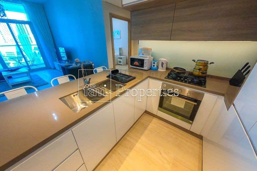 15 Premium Unit| Full Marina| Furnished| High Floor
