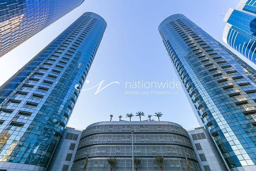 Brilliant 1 BR Apartment With Rental Back In Marina Bay C2