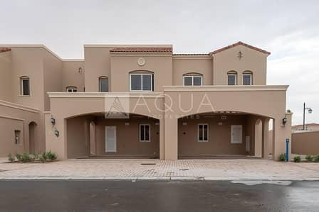 3 Bedroom Villa for Rent in Serena, Dubai - Superb Villa with Maid's Room Bella Casa