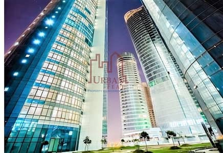Studio for Rent in Al Reem Island, Abu Dhabi - Move in! Fully furnished Studio w/ bright layout