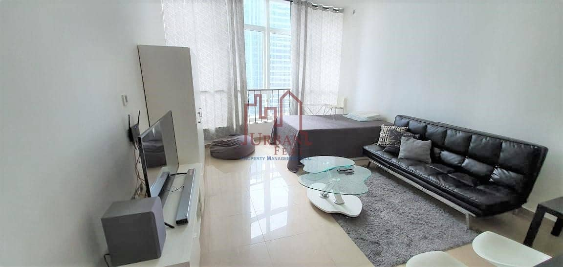 2 Move in! Fully furnished Studio w/ bright layout