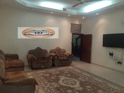 4 Bedroom Villa for Sale in Al Rawda, Ajman - Villa for sale with water, electric and air conditioners, super duplex finishing with bank financing