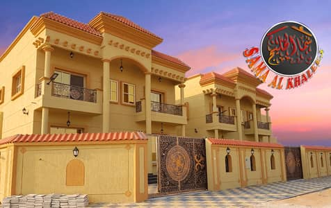 5 Bedroom Villa for Sale in Al Mowaihat, Ajman - Modern luxury villa with upscale interiors for sale