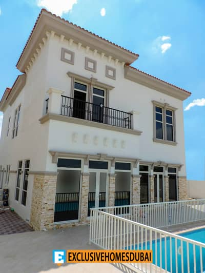 5 Bedroom Villa for Rent in The Villa, Dubai - Brand New | 5 Ensuite BR + Pool | Park View