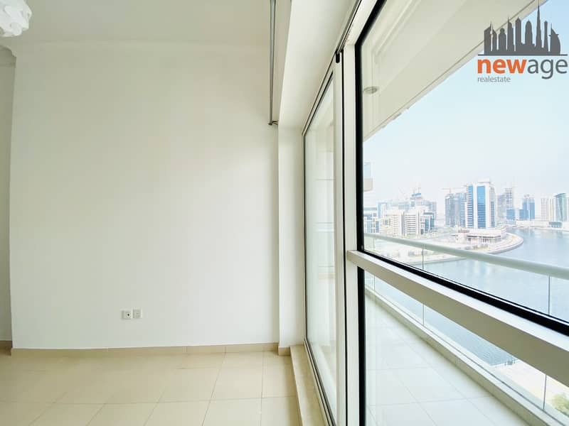 2 Canal View One Bedroom For Rent In Mayfair Residency Business Bay