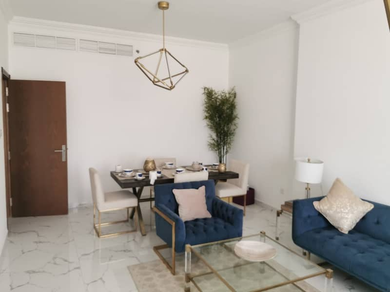 Ready to Move-In 3 BHK Aparment in Oasis Tower