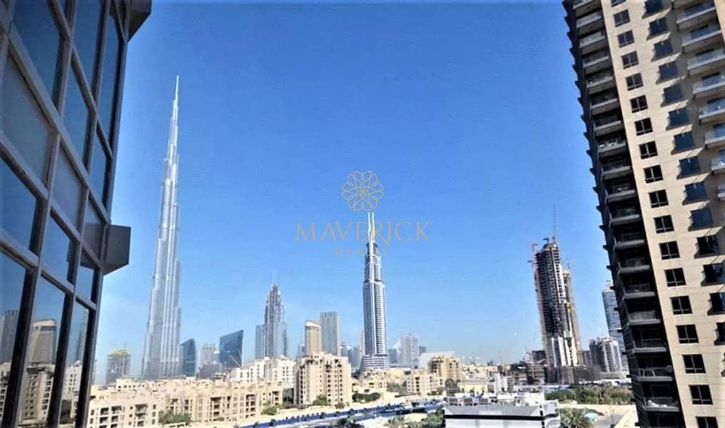 Burj Khalifa View | Spacious 1BR | Reduced Price