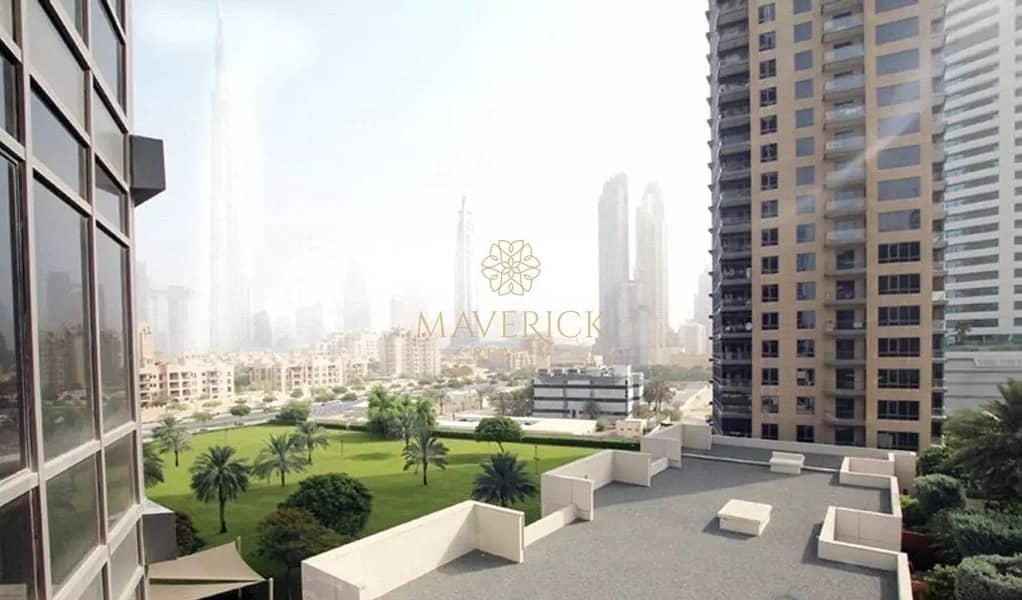 10 Burj Khalifa View | Spacious 1BR | Reduced Price
