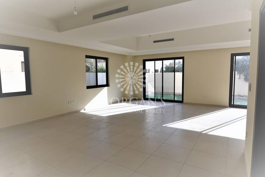 2 Vacant | 3BR+Maid Independent Villa Type 2