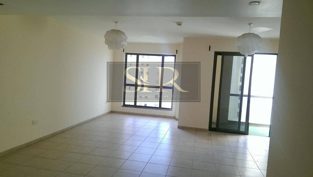 2  Vacant | 3 BR+miad+Stored | Full Sea View 125K