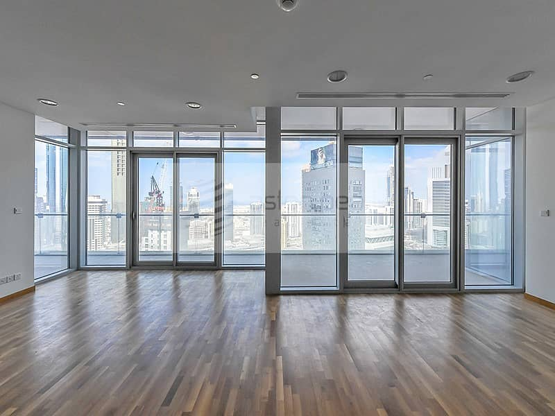 2 3BR + Study   New to Market   Vacant On High Floor