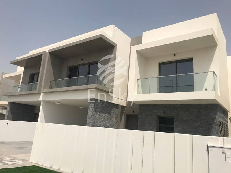 No Transfer Fees- Brand New Villa with Nice View and Prime location