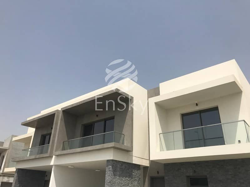 2 No Transfer Fees- Brand New Villa with Nice View and Prime location
