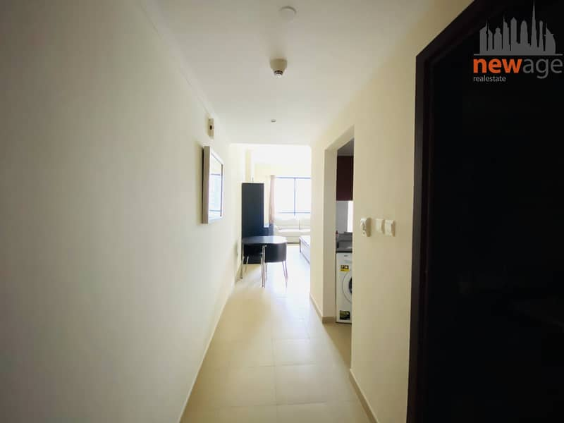 Chiller Free Fully Furnished Studio For Rent In X1 JLT