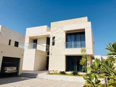 5 Bedroom Villa for Sale in Saadiyat Island, Abu Dhabi - No Transfer Fees- Beautifully Furnished- Type 5 Villa