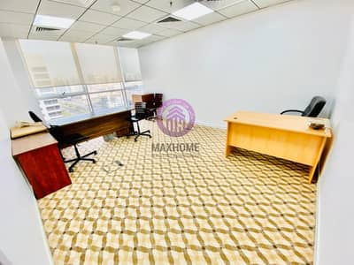 Office for Rent in Al Danah, Abu Dhabi - Limited Offer!Convenient Location With Free Tawtheeq & MAF