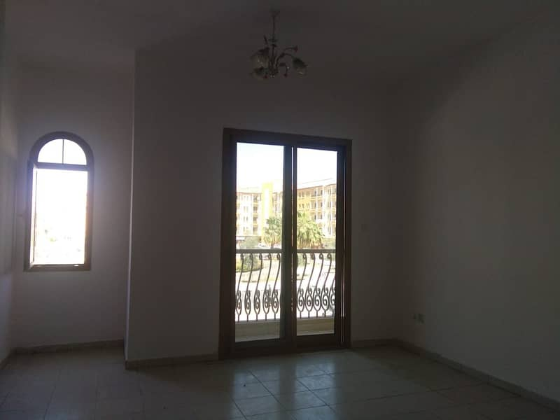 Spain cluster Dubai International City  Apartment For Rent. ***