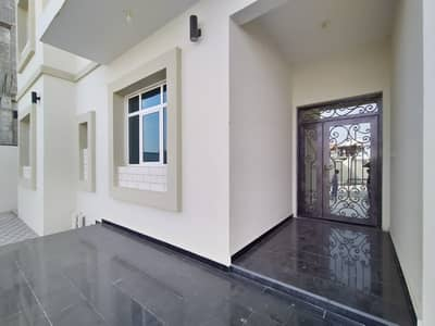 Monthly Option, 2 Bedrooms Hall Big Kitchen Ground Floor near to Makani Mall at Al Shamkha South
