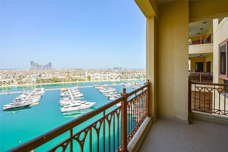 2 Bedroom Apartment for Sale in Palm Jumeirah, Dubai - Vacant | High Floor | C Type | Full View
