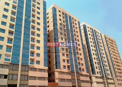 فلیٹ 1 غرفة نوم للايجار في جاردن سيتي، عجمان - شقة في أبراج اليوسفي جاردن سيتي 1 غرف 15000 درهم - 4567091