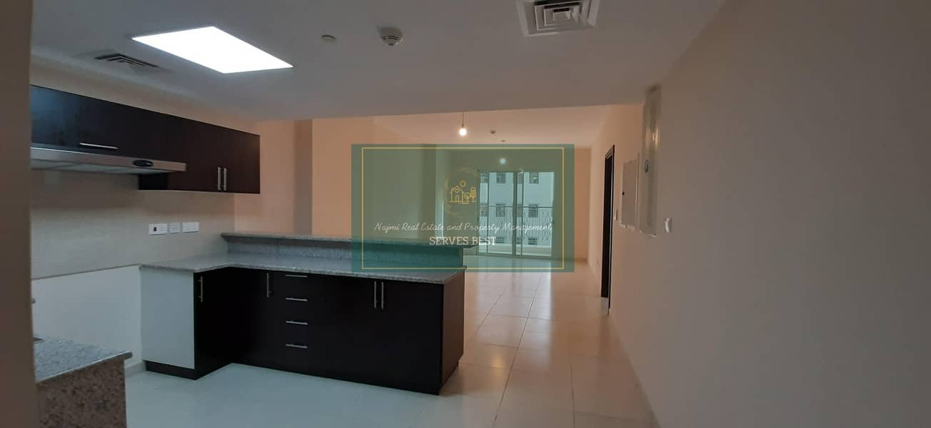 2 12 Cheques! Brand New! 1 Bed/Balcony in Rawdhat