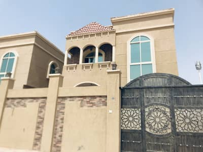 5 Bedroom Villa for Sale in Al Mowaihat, Ajman - Brand New Villa neaby main road Super Deluxe Finish Free Hold For All Nationalities in good price.
