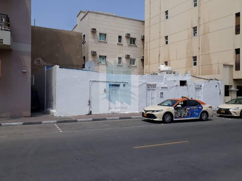 2 Single floor house for rent in Muraqqabat near Metro Station