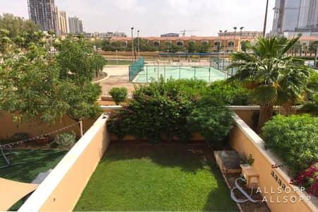 تاون هاوس 1 غرفة نوم للايجار في مثلث قرية الجميرا (JVT)، دبي - Exclusive 1 Bed | Backing Park | Available