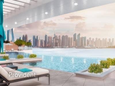 طابق سكني  للبيع في نخلة جميرا، دبي - Full Floor | 10% ROI | Completion December 2020