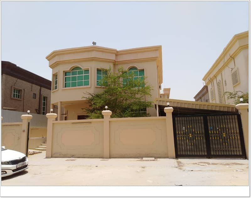 Villa for rent in Ajman in Ar Rawdah