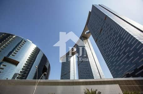 3 Bedroom Apartment for Sale in Al Reem Island, Abu Dhabi - Vacant | High Floor | 3BR For Sale In Gate Tower2.