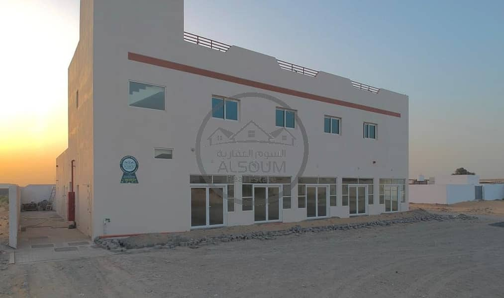 Brand New Labour Accommodation (Labor Camp)  Available in Sajja  Next to Cement Factory Sharjah