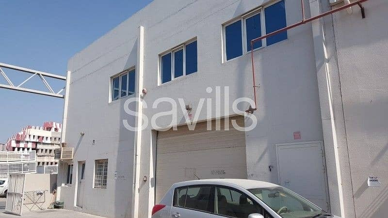 2 Semi fitted office space in Industrial Area 15