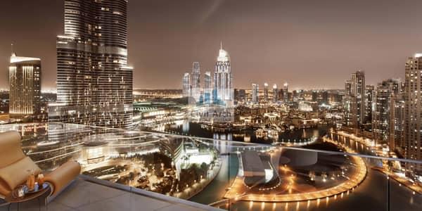 بنتهاوس 5 غرف نوم للبيع في وسط مدينة دبي، دبي - FULL FLOOR  PH@66thFlr+5yPAY+5ySCF+noDLD