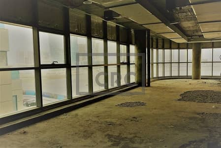 Office for Sale in Business Bay, Dubai - Direct Parking | Canal View | Corner | Binary