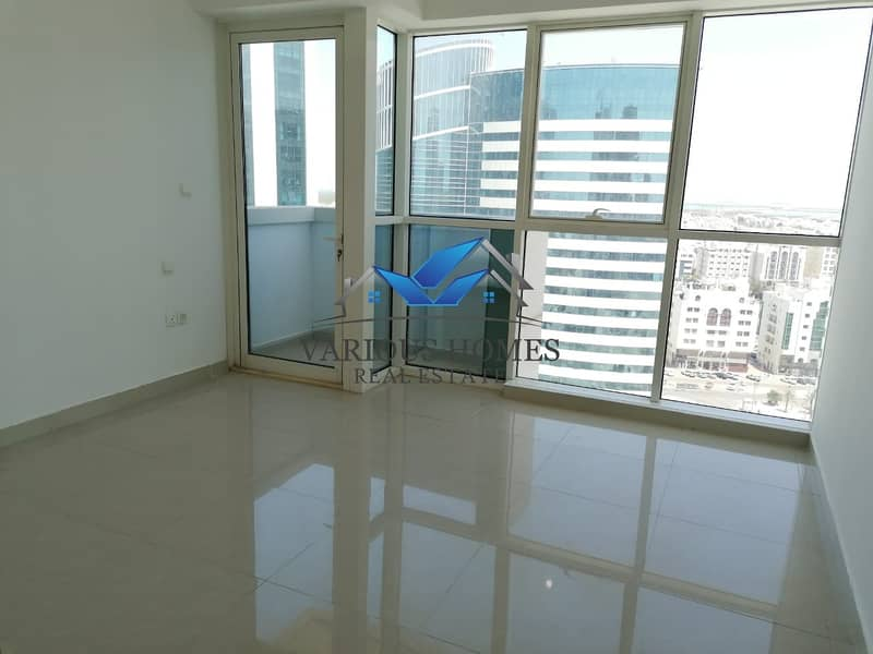 2 Elegant 03 BR I Maids I Balcony I Parking in Tower at Danet Abu Dhabi