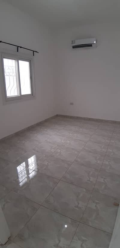 2 Bedroom Flat for Rent in Khalifa City A, Abu Dhabi - European style 2 Bedroom One Bathroom With Privet Front Yard 6000 Monthly