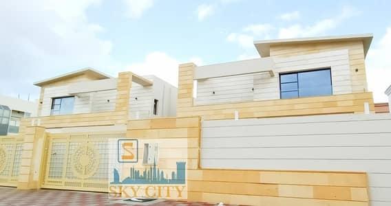 5 Bedroom Villa for Sale in Al Rawda, Ajman - Modern luxury villa for sale at an attractive price