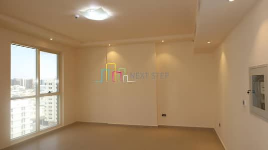 1 Bedroom Flat for Rent in Airport Street, Abu Dhabi - Brand New : Best Price: 1 BR with Parking & Wardrobes