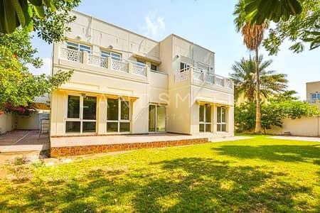 فیلا 5 غرف نوم للبيع في السهول، دبي - Vacant Type 7 Upgraded 5BR Villa in Meadows 1