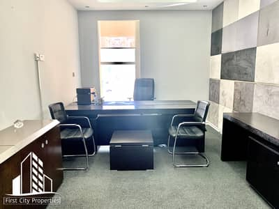 Office for Rent in Al Muroor, Abu Dhabi - 2 Months Free Rent in All Office Space | Reserve Now !