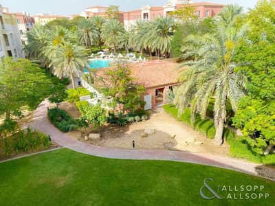 2 Bedroom Flat for Sale in Green Community, Dubai - Garden Apartment | Two Bedroom Plus Study
