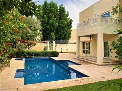 فیلا 3 غرف نوم للايجار في السهول، دبي - Upgraded || Type 5 || Swimming Pool || New Kitchen