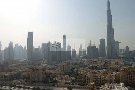 شقة 2 غرفة نوم للايجار في وسط مدينة دبي، دبي - Full Burj Khalifa View, 2BR Apartment Chiller Free