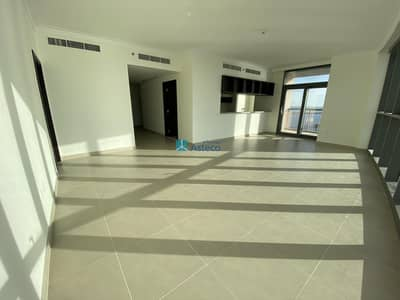 3 Bedroom Flat for Rent in The Lagoons, Dubai - Dubai Creek Residence Tower 3 with Burj view