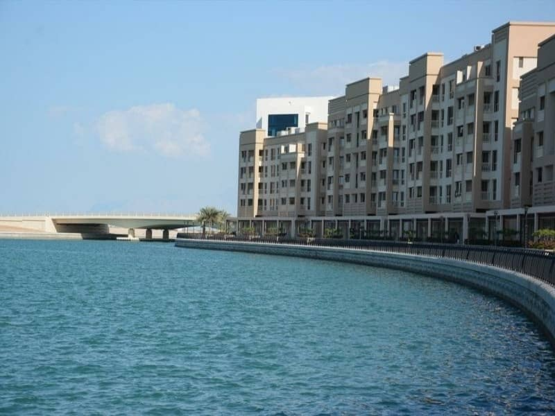 Larger studio in lagoons for an attractive price