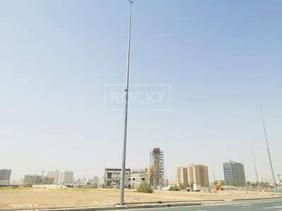 Mixed Use Land for Sale in Dubai Residence Complex, Dubai - Huge | G+3 | Residential plus Retail