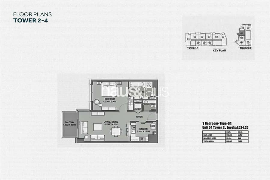 10 1 Bedroom | Great layout | Make an offer